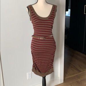 Sanctuary Sweater Tank Dress